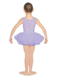 CHILDREN'S TANK MESH TUTU DRESS