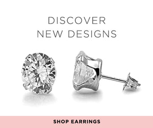 Shop new earrings.