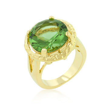 Apple Green Organic Ring - None