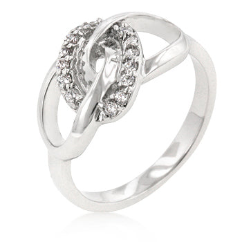 Sparkling Unity Ring - None