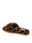 Tahoe Single Strap Slipper - Leopard