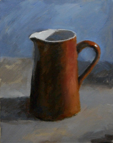 Milk Jug painting tutorial