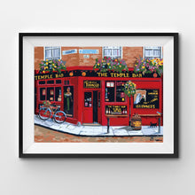 Painting By Number Irish Pub In Ireland