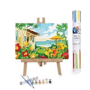 Paint By Numbers Adults Exotic