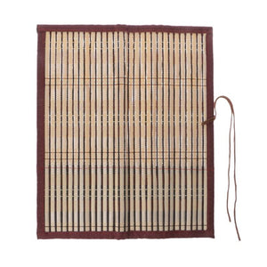 Bamboo Brush Case