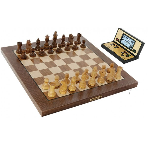 jeu d 39 echecs electronique chess genius pro le palais des echecs. Black Bedroom Furniture Sets. Home Design Ideas