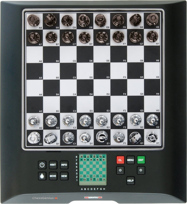 jeu d 39 echecs electronique chess genius pro le palais. Black Bedroom Furniture Sets. Home Design Ideas