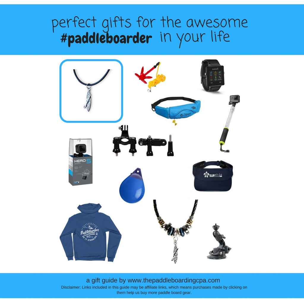 SUP Holiday Gift Guide: Top 10 Gifts Your Standup Paddleboarder Will Love