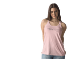 Pink Jersey Women's Tank Top - Stand Up Paddle