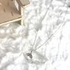 Mermaid Tail / Whale Tail 925 Sterling Silver Pendant and Chain