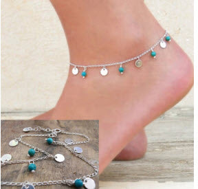 Doheny Beach Anklet