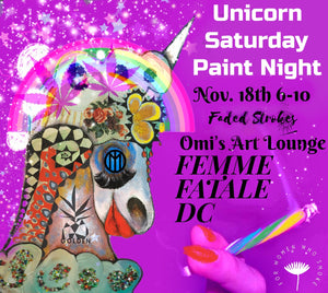Cosmic Paint Night