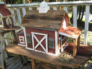 Large Birdhouse