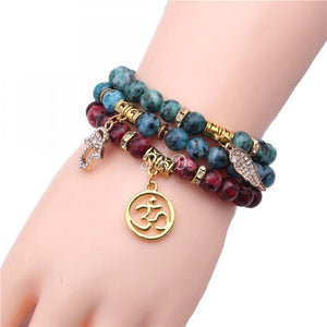Yoga Energy Beaded Bracelet ( Free For Limited Time )