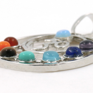 7 Chakra Healing Pendant Necklace ( Free For Limited Time )