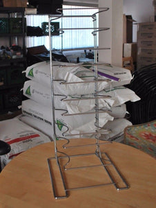 EUC 10 Slot Pizza Pan Rack, Pizza Supplies, Unbranded/Generic, Colorado Restaurant Consignment