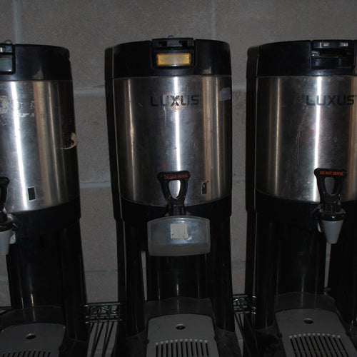 Luxus Thermal Dispenser, Coffee Dispenser, Colorado Restaurant Consignment, Colorado Restaurant Consignment