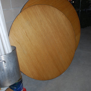 "Heavy Duty 54"" Round Table (table top only), , Table Top, Colorado Restaurant Consignment"