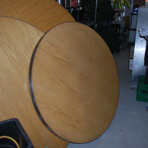 "Heavy Duty 48"" Round Table (table top only), , Table Top, Colorado Restaurant Consignment"