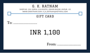 Gift Card - gold diamond polki kundan meena jadau jewellery