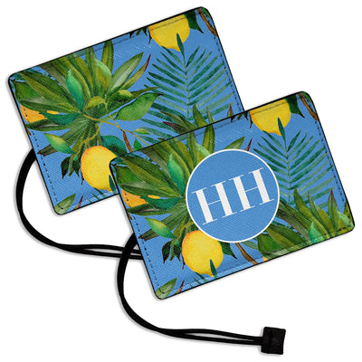 Lemon - Luggage Tag