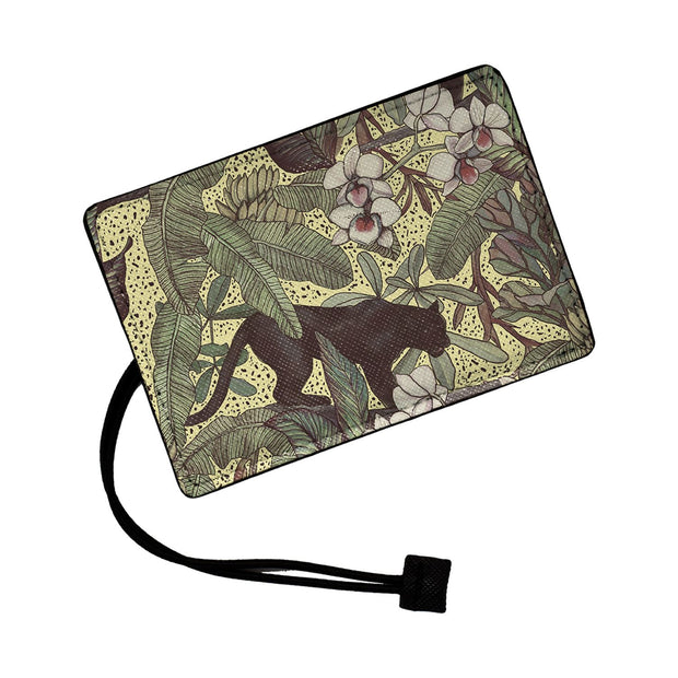 Panther - Luggage Tag