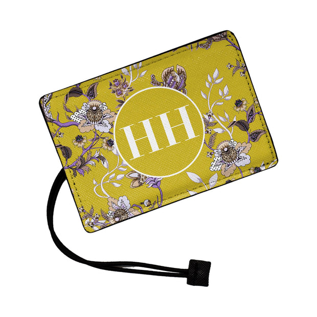 Hibiscus - Luggage Tag
