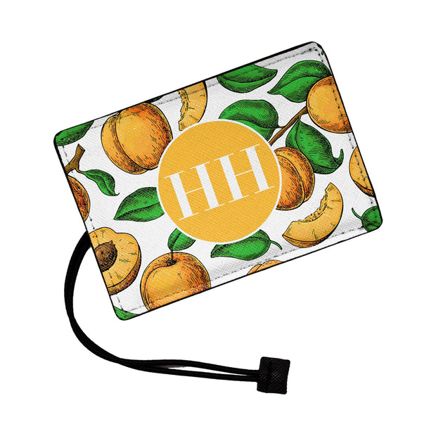Peach - Luggage Tag