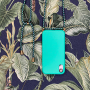 iPhone Crossbody Case - Green
