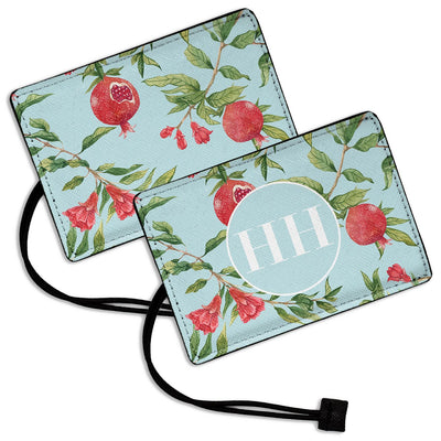 Pomegranate - Luggage Tag