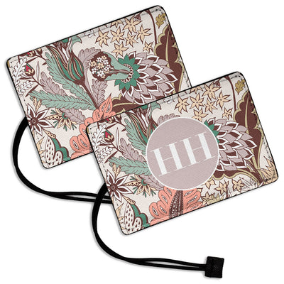 Flower - Luggage Tag
