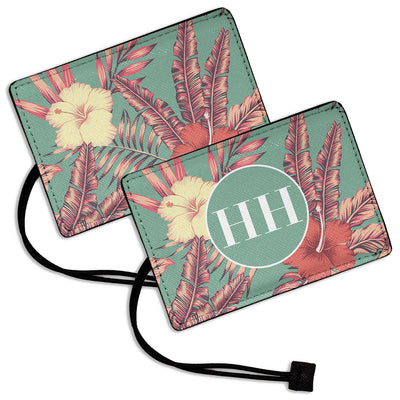 Tropical - Luggage Tag
