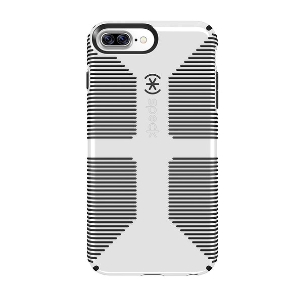 Speck CandyShell Grip for iPhone 6/6S/7/8 - White/Black