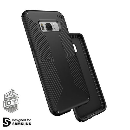 Speck Samsung S8 Plus Presidio GRIP Grey/Black