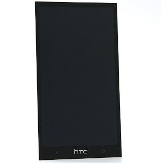 LCD - HTC M7 Complete LCD & Digitizer - Black