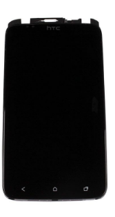 LCD - HTC X Complete LCD & Digitizer - Black