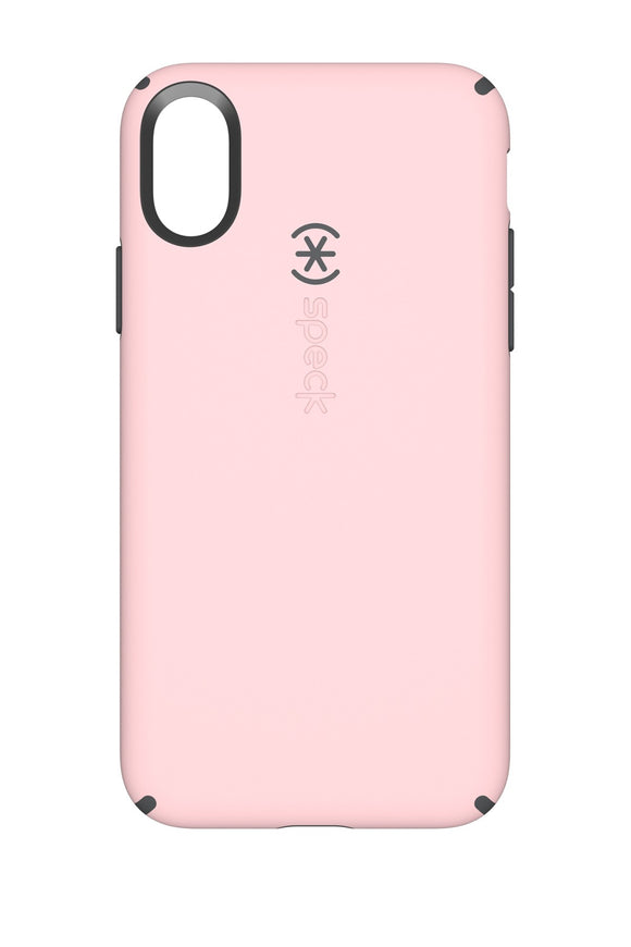 New - Speck CandyShell for iPhone X - Quartz Pink