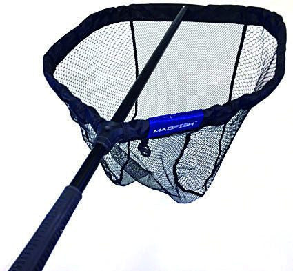 Predator Rubbanet Landing Net & Handle