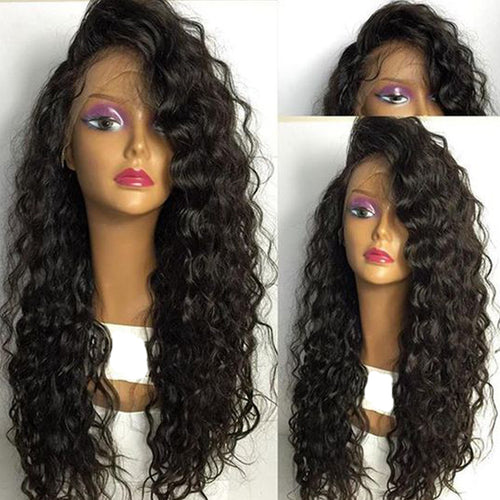 Perruque Full Lace Wigs 100% Cheveux Naturels