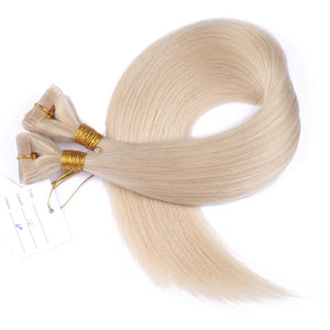 10A Malaysian Hair Tape In Hair Extensions #60