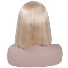 【Perruque】Couleur #22 Lace Front Wigs Bob Style 100% Brésiliens Virgin Hair