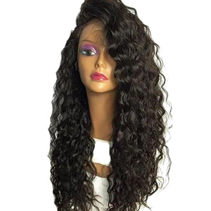 Copy of 【Perruque】13x6 Lace Front Bouclé(Natural Curly)100% Cheveux Naturels