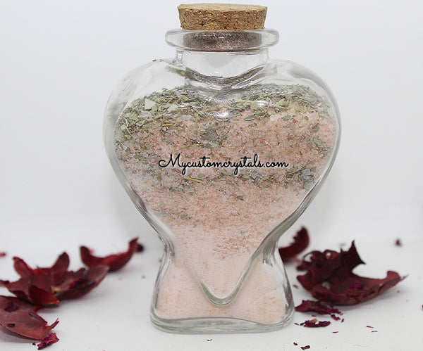 Pink Crystal Charging Salts