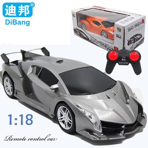 1:18 Car Toys With Remot Control Drift Cars Voiture Telecommande Radio Controlled 4 Ch