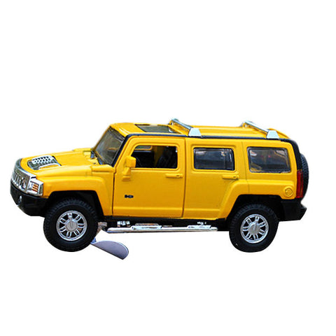 1:32 Scale Diecast Alloy Car Model SUV Toy Sound&Light Vehicle Children Gift Present