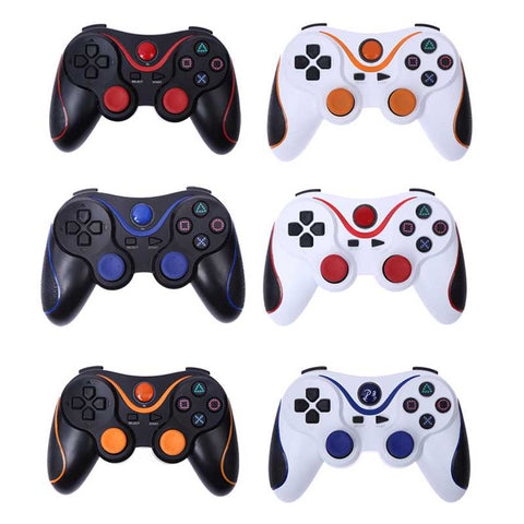 1 Pc Wireless Bluetooth Game Joystick Controller for Sony PS3 Console Gamepad Controller