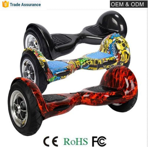 "10"" INCH ELECTRIC SMART SELF BALANCING SCOOTER HOVERBOARD BLUETOOTH VER. hoverboard 10"