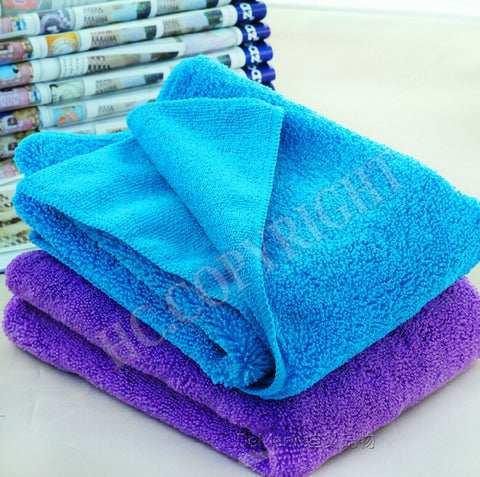 1PCS Ultra Absorbent Drying Cloth Microfiber New High Quality Puppy Towel Soft Quick-dry