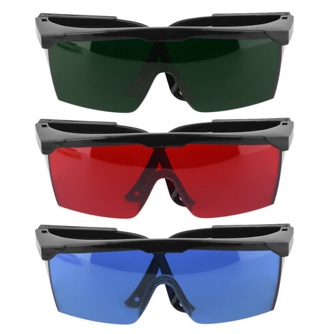 1Pcs Protection Goggles Laser Safety Glasses Green Blue Red Eye Spectacles Protective