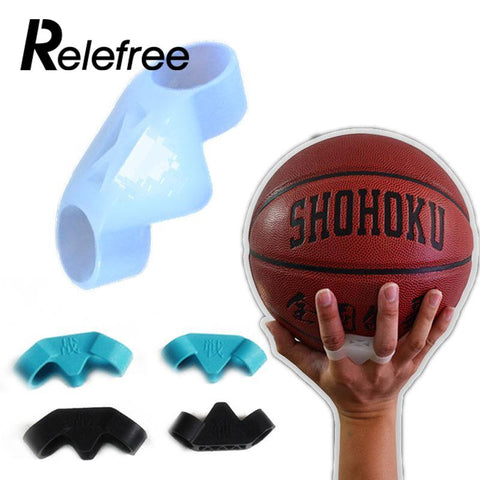 1Pcs Silicone Basketball Ball Finger Shooting Trainer Training Accessories Safety Care
